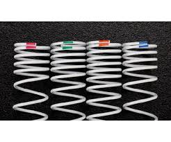 Traxxas Spring Color Chart Traxxas Slash 4x4 Progressive Rate Tuning Springs