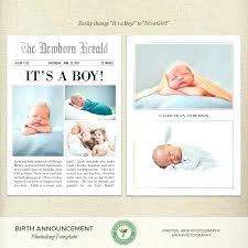 Sample Baby Announcement Baby Boy Birth Announcement Sample Template Free Tailoredswift Co