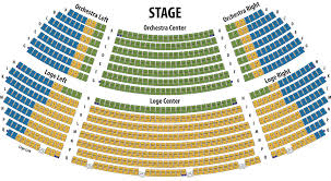 70 Described Milwaukee Performing Arts Center Seating Chart
