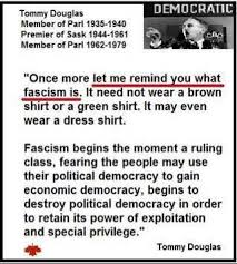 the best tommy douglas ideas donald sutherland  tommy douglas quote on the definition of fascism