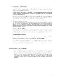 Project Proposal Apa Format Ideas Of Research Project Proposal Example Apa Research Proposal