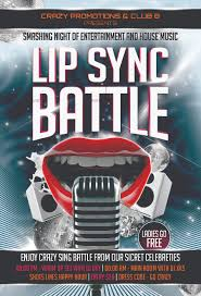 lip sync battle flyer template by designroom graphicriver lip sync battle flyer template
