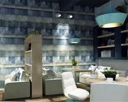 Internet Shop Interior Design Us 34 31 39 Off Beibehang Imitation Wood Papel De Parede Wallpaper Retro Shop Leisure Bar Restaurant Internet Cafe Shop Decoration 3d Wallpaper In