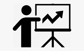 Person Chart Person Icons Chart Person With Chart Icon 1088097 Free