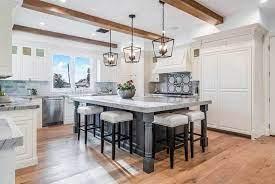 Kitchen Island Vs Peninsula Design Guide Designing Idea