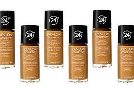 revlon colorstay makeup for bination oily skin spf15