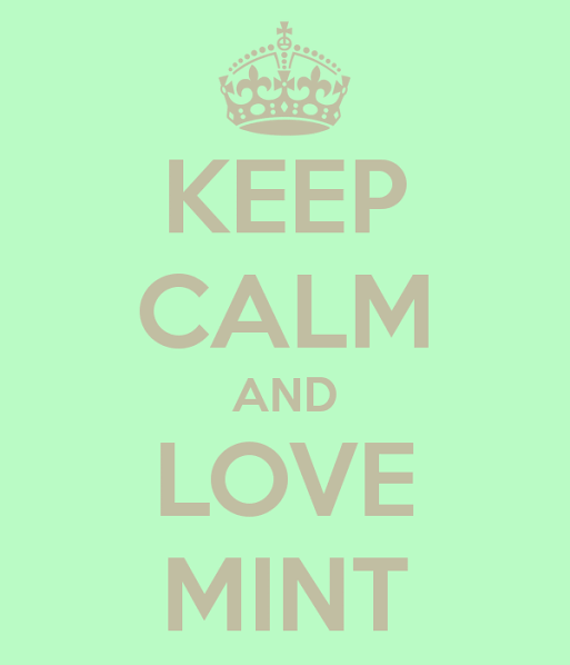 fresh mint quotes