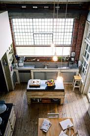Stunning Industrial Loft Apartment For Rent Images Decoration Inspiration  ...