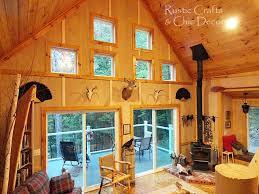 diy rustic wall plywood walls rustic