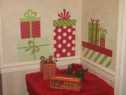 Wall Xmas Decorations Amusing Creative Christmas Decorations Pics Inspiration Tikspor