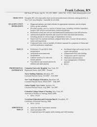 Sample Cardiac Nurse Resume The Shocking Revelation Of Cardiac Rn Resume Information