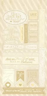 Authentique Paper Announcing Faith By Authentique Paper
