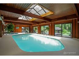 indoor pool and hot tub. Wow House: Indoor Pool With Hot Tub, Wet Bar; Log Cabin On Property And Tub I