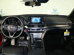 2019 New Honda Accord Sedan Sport 1.5T Manual at Honda of Danbury ...