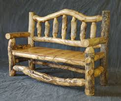 Log furniture ideas