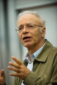 is poverty like a pond ethics and economics education peter singer