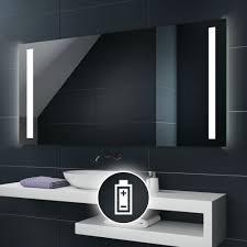 bath battery powered led illuminated