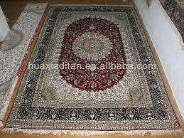 Carpet For Sale In Belgium Design Handmade Silk Carpet Factory In