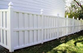 vinyl semi privacy fence. Exellent Vinyl Shadowbox Intended Vinyl Semi Privacy Fence I