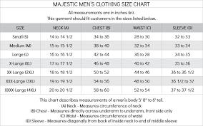 Majestic Mlb Mlb Size Chart Majestic