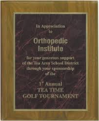 Standard Award Recognition Plaques By Awards Plus