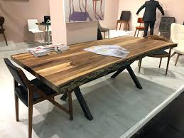 best wooden dining tables dinner table designs 8 seater real wood rustic kitchen table