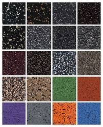 rubber flooring swatches design your new home gym commercial gym basement or doggy day care in style with these eye catching color choices in d