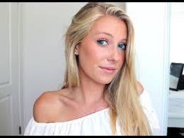 my everyday makeup routine for blue eyes savannah skeffington