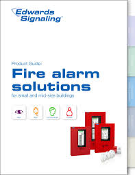 fire alarm product guide edwards signaling pdf catalogue fire alarm addressable system wiring diagram pdf at Fire Alarm Wiring Diagram Pdf