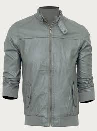 leather jacket by ift
