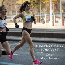 Episode 40 - Ana Johnson, RN at Memorial Sloan Kettering Cancer Center,  Distance Project NYC - Runners of NYC | Lyssna här | Poddtoppen.se