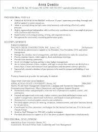 Executive Assistant Career Objective Resume Career Objective Statement Executive Assistant Resume
