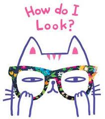 27 Best <b>Glasses cats</b> images in 2018 | <b>Cats</b>, <b>Cat</b> art, <b>Cat</b> drawing