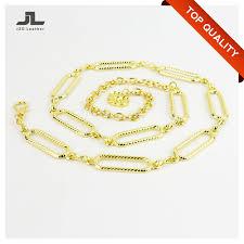 Gold Waist Chain Designs New Fashion Lady Custom Design Cheap Price Gold Metal Waist Chain Belt Buy Gold Circle Coins Chain Belt Women Chain Belt Silver Women Chain Waist