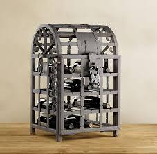 locking wine cabinet. Wonderful Wine Metalwinecage1 Throughout Locking Wine Cabinet K