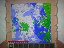 minecraft xbox one map size using the map item on minecraft xbox 360 arqade