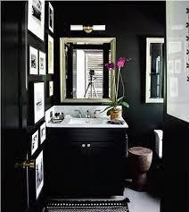 Sagaponack Bathroom Black Bathroom Decor Black Cabinets Bathroom Black Bathroom