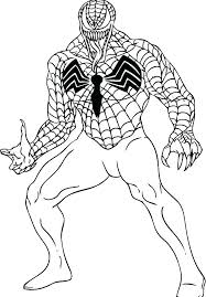Spiderman Coloring Sheets Mjsweddings Com