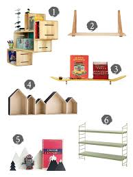 Captivating Mr Fox: Coolest Wall Shelves For Kids Rooms