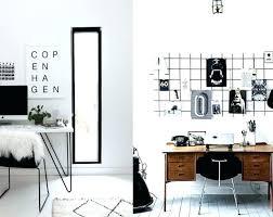 office inspirations. Scandinavian Office Inspirations