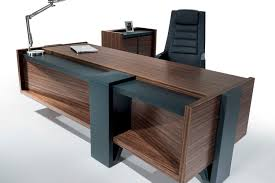 executive desk wooden contemporary commercial rossi solenne office furniture