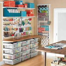 sewing and craft room storage ideas