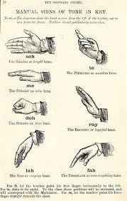 curwen hand sign sole