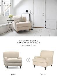 english roll arm accent chair for 900 vs decor market chloe club chair for 320 copy