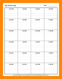 24 hour daily planner template hr daily schedule template 24 hour day planner glotro co