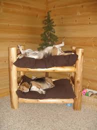 wooden dog beds for great danes