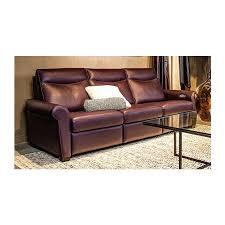 austin power reclining sofa by american