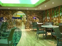 Modern Concept Commercial Restaurant Interior Design With Restaurant