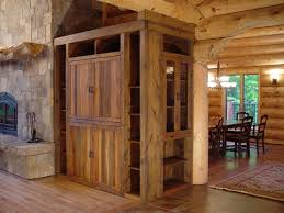 Rustic Lodge Log and Timber Furniture: Handcrafted from Green ...