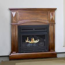 pleasant hearth fireplace doors installation pleasant dual fuel vent free wall mount gas fireplace um size